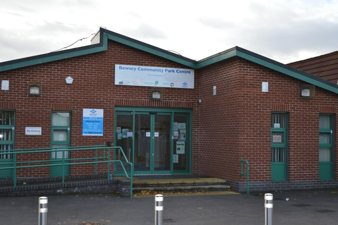 Bewsey community centre