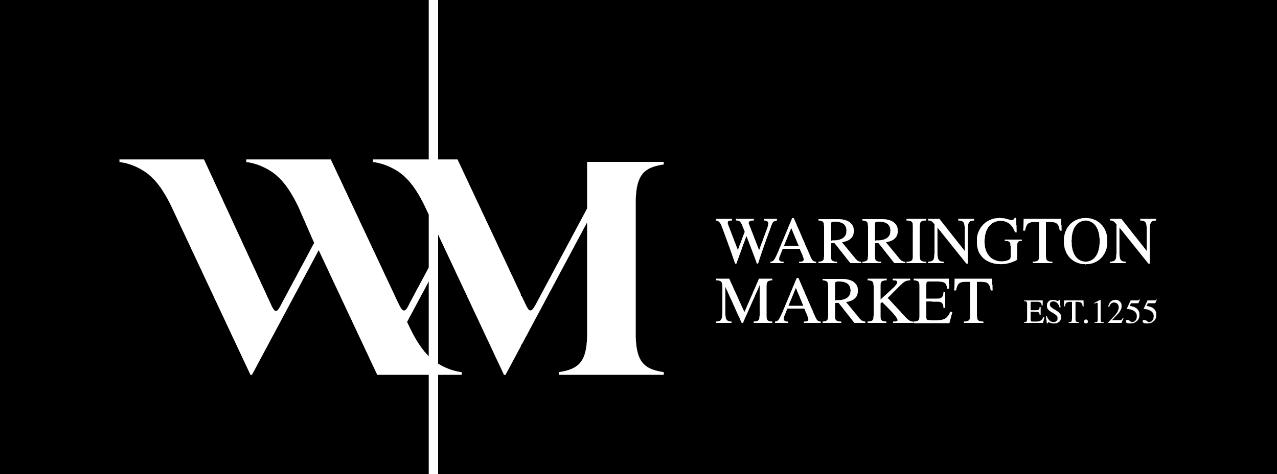 Warrington Market Logo