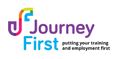 Journey first logo